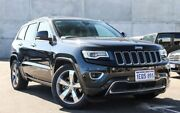 2014 Jeep Grand Cherokee WK MY15 Overland Black 8 Speed Sports Automatic Wagon Osborne Park Stirling Area Preview