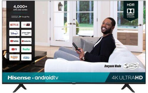 "Hisense H65G 43"" 4K UHD HDR Smart Android TV - 2020 Model *43H6570G"