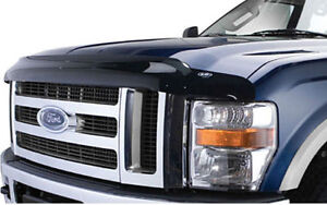Hood Deflector - 08-10 Ford Super Duty - Smoke Color - New