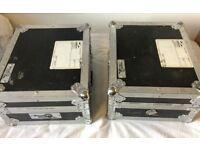 MK3 Pioneer (pair) CDJ's with Flight cases