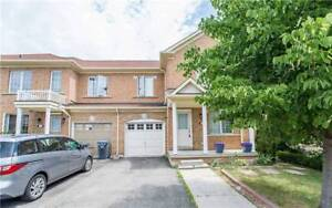 Beautiful  2 St. Well Maintained Freehold Town House Of Brampton