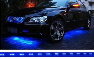 INSTLALLATION LED/XENON POUR AUTO INTER/EXT