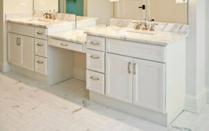 Complete Bathroom and Kitchen Renovations with 1 Contractor !