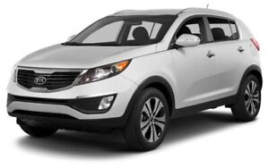 2013 Kia Sportage LX AWD|HTD SEATS|ALLOYS|BLUETOOTH|KEYLESS