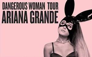 Ariana Grande Tickets ! Enfield Burwood Area Preview