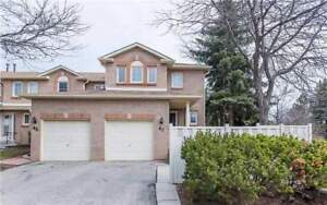 3BR/3WR Endunit Townhouse finished basement for sale in Brampton