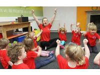 BUSINESSES FOR SALE: Pyjama Drama South Wales. Drama & play classes for babies & young children