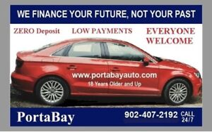 WE FINANCE YOUR FUTURE not YOUR PAST