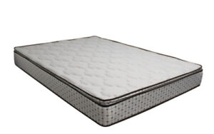 Queen Pillow Top Mattress NO TAX, FREE DELIVERY!!!
