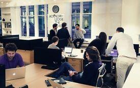 Creative Office Space: Lexington Street, Soho, London, W1F - Cheap Flexible Coworking Office London