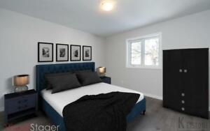 7 BEDROOMS TRANSCONA  NEW HOUSE FOR RENT.