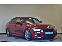 2015 BMW 3 SERIES DIESEL SALOON