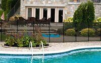 CLÔTURE AMOVIBLE pour piscine ...ENFANT SÉCURE & POOLGUARD