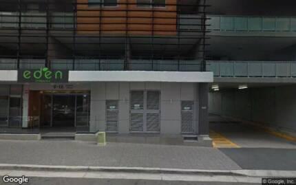 Parramatta CBD underground parking
