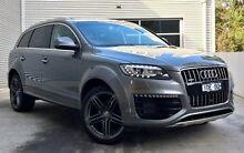 2015 Audi Q7 4L MY15 Grey 8 Speed Sports Automatic Wagon Berwick Casey Area Preview