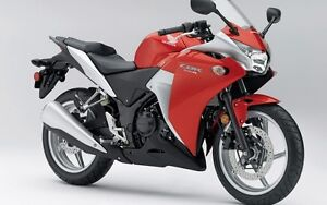 Looking for a CBR250