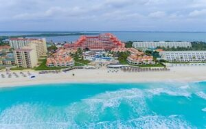 1 week in a 5-star Resort in Cancun