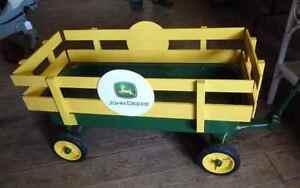 John Deere custom  child wagons