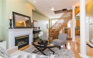 3+1 bedroom 3-storey townhome w/finished basement in Markham