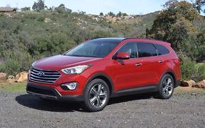 -2014 Hyundai Santa Fe VUS Sport