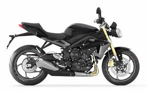 Would like to buy a Triumph Street Triple