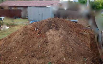 Free Soil - Approx 10 tonnes. Easy Access Belconnen Belconnen Area Preview