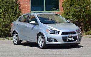 2013 Chevrolet Sonic LT Berline