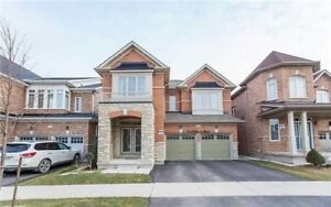Absolutely Stunning All Brick/Stone 4 Bed Detached Beauty With