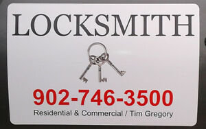 LOCKSMITH, Yarmouth NS
