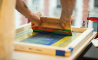 Screen Printing Course