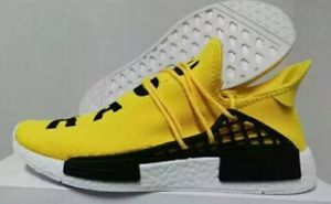 US 8 Adidas NMD HU Pharrell Human Race Yellow - Not Authentic