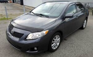 2009 Toyota Corolla LE   Heated Seats   ONLY 79K   CERTIFIED