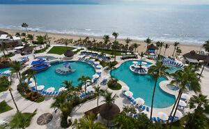 HardRock Hotel Vallarta, Mexico    5 Star all inclusive resort