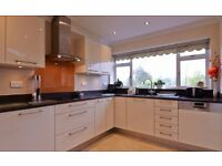 CREAM GLOSS KITCHEN FOR SALE INCLUDING GRANITE WORKTOPS ONLY £1595!!
