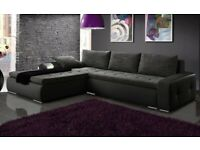 Brand New Corner Sofa Beds / Prices from 359£