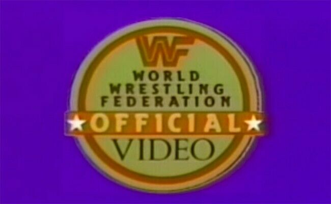 WWF Coliseum Video VHS Digital