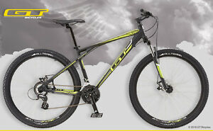 Just in time for Spring! 27.5 GT Aggressor