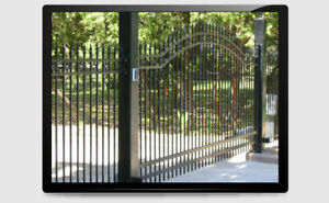 **** WROUGHT IRON / CHAIN LINK FENCE - BORSELLINO FENCING ****