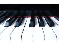 Piano Player/Accompanist