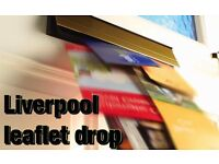Leaflet Drop Liverpool