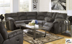 2-Piece Reclining Sectional by Ashley