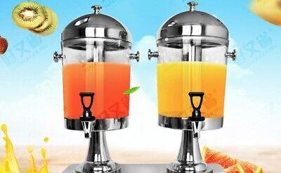 Double Juice Drink Dispenser Bd52glass Single Mason Jar Beverage Drink Dispense