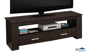 Limited Stock Available! Cappuccino TV Stand!