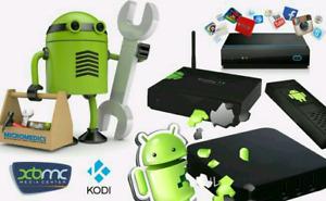 PROGRAMMING / SETUP ★ ANDROID TV BOX ★ KODI - IPTV - MOVIES
