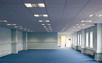 Drywall, TBar, Suspended Ceilings - We Install