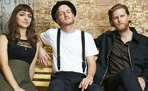 The Lumineers 'Cleopatra World Tour Continues' 2017