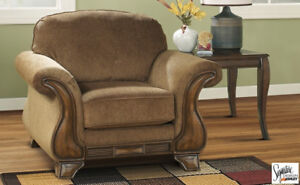 Montgomery Mocha Chair ONLY $378