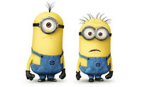 MINIONS FOR BIRTHDAY PARTY OR XMAS PARTIES.