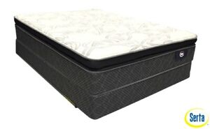 SERTA Mattresses! Full/Double, Queen or King sizes available!