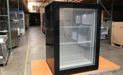 Nsf Countertop Glass Freezer Sd98beer Cooler Refrigerators Restaurant